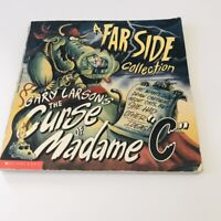 "A Far Side Paperback Book Collection The Curse of Madame ""C"" Comic Book Funnies"