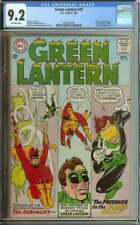 GREEN LANTERN #35 CGC 9.2 OW PAGES