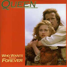 ★☆★ CD Single QUEEN  Who wants to live forever  + UK + 2-track CARD SLEEVE