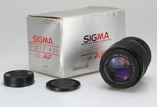 Sigma zoom Lens Macro 70-210mm 4-5.6 UC MF mount Canon FD  (Réf#B-116)
