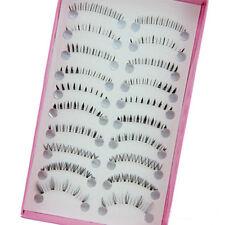 10 Pairs Different Style Lower Under Bottom Eye Lashes Extension False Eyelashes