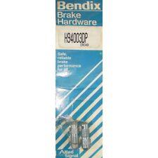 Bendix H94003DP Brake Fluid Bleeder Screw for 1967-1982 Corvette - Made in USA