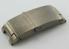Omega Seamaster Titanium Clasp 1610/930 18MM 2231.50 2232.80 New Auth