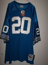 Mitchell & Ness 1996 Barry Sanders throwback new retail 320$
