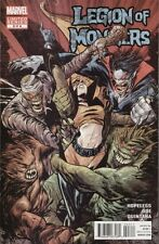 Legion of Monsters (2011-2012) #3 of 4