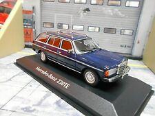 MERCEDES BENZ W123 Limousine 230TE E-Klasse T b 1982 Minichamps Maxichamps 1:43