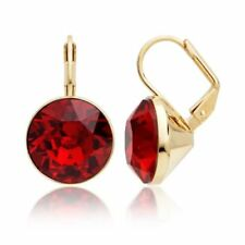 Swarovski Drop/Dangle Love & Hearts Fashion Earrings