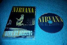 Nirvana - Live At Reading DVD  RARE OOP