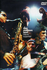 Dave Matthews Band - Listener Supported (DVD, 2000) LN, OOP, & Never Played!