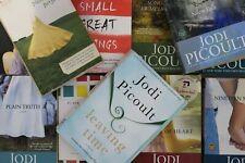 Lot of 5 Jodi Picoult Romance Paperback Books MIX