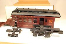 G-Scale Delton Doozie Mack Truck Motorized Bus Kit With Extra Parts Pre Owned 06