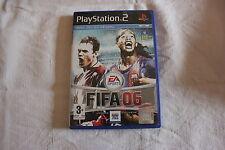 PLAYSTATION 2 FIFA 06