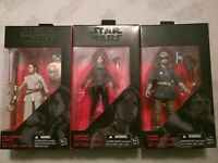 Star Wars the Black Series Action Figure Lot