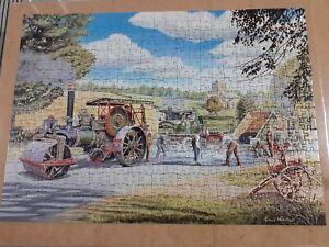 Jigsaw 500 piece Halycon Days Made in England