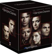 The Vampire Diaries: Season 1-8 DVD 38 Disc The Complete Series  Box Set