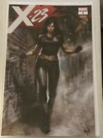 X-23 #1 LUCIO PARRILLO TRADE DRESS VARIANT COVER limited to 3000 copies unknown