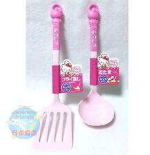 SANRIO Hello Kitty KAWAII Nylon Cooking Turner & Ladle for Kids Practical Use