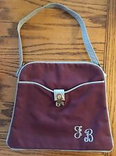 FS Original Purse Fay Swafford Monogram JB