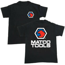 Matco Tools Automotive Industries Equipment Logo New Men's T-Shirt Size S - 2XL
