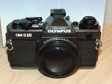 OLYMPUS OM-3Ti BLACK CAMERA BODY NEW