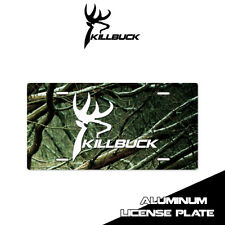 Killbuck Camo  Bowhunter license plate bow hunting buck deer bow hunter