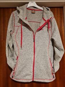Ladies Trespass Hooded Fleece/Jacket - Size 16 (XL) BNWOT