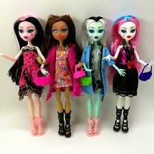 Dolls New Style high dolls Monster fun Moveable Joint Body Fashion dolls Set