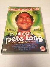 It's All Gone Pete Tong (DVD, 2006) special edition, region 2 uk dvd