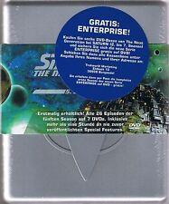 Star Trek Next Generation Season 5 Hartbox NEU OVP Silberbox Deutsche Ausgabe