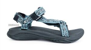 Teva Pretty Rugged Nylon 3 Silky Arctic Blue Sandals Womens Size 7 *NIB*
