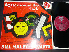 Bill HALEY Rock around the clock French LP ACE OF HEARTS 13