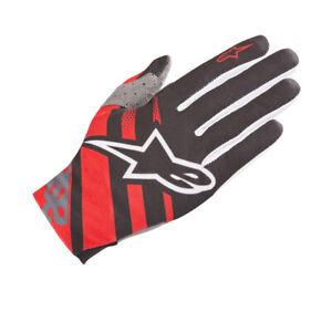Alpinestars Racer Gloves - Red / Black