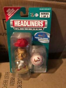 HTF RARE 1999 Mark McGwire Cardinals Limited Edition Corinthian Headliner