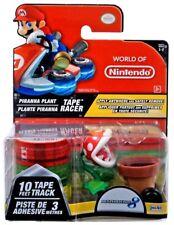 Super Mario Mario Kart 8 Tape Racer Piranha Plant Figure