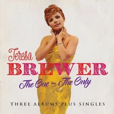 Teresa Brewer-THE ONE the only 2 CD NUOVO