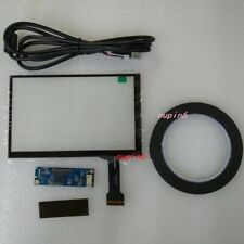 Universal Capacitive Touch Panel USB Controller For 7 inch LCD LED screen 16:10