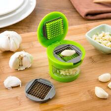 Garlic Press Onion Slicer Chopper Cutter Cube Crusher Mincer Pampered Chef Tool