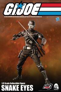 G.I. Joe Actionfigur 1/6 Snake Eyes 30 cm