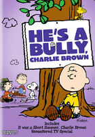Peanuts: He's a Bully, Charlie Brown (DVD,2015) (ward546575d)