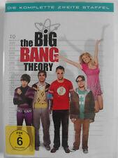 The Big Bang Theory - Komplette 2. Staffel - Galecki, Jim Parsons, Simon Helberg