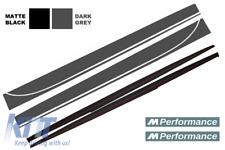 Minigonne laterali Add-on Lip estensioni BMW F30 F31 Serie 3 (2011-) M-presta