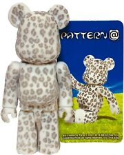 Medicom Bearbrick Series 30 - Pattern White Leopard