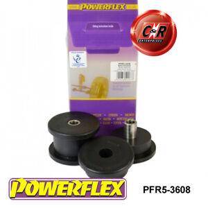 PFR5-3608 Powerflex Fits BMW Z4M E85 & E86 (2006-2009) Rear Trailing Arm Bushes