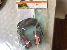 Stihl Clear Visor With Ear Protectors 00008840253