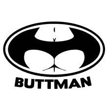 Buttman Decal Car Truck Sticker Window Bumper Jdm Euro Mackbook Funny