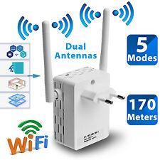 300Mbps Antenna del router di ripetitore di estensione WiFi di gamma 2.4Ghz