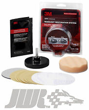 3m Phare / Projecteur Lens Kit de restauration