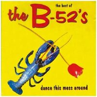 B-52's Dance this mess around-The best of (1990) [CD]