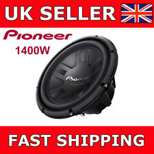 "Pioneer 12"" Sub 30cm1400W Subwoofer with Single 4 Ohm VC TS-W311S4 Car Sub"