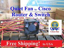Quiet Cisco fan for  891 892 1801 1803W 1811 1812 2801 2811 7301 C2950 C3524PWR